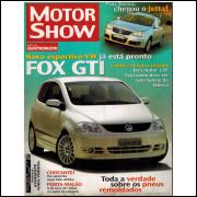 025 Revista Moto Show N 281 Agosto 2006 Ano 25 Fox GTI