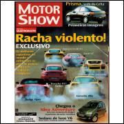 026 Revista Moto Show N 282 Setembro 2006 Ano 25 Racha Violento