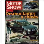 027 Revista Moto Show N 283 Outubro 2006 Ano 25 Desmontamos O Chines