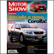 028 Revista Moto Show N 284 Novembro 2006 Ano 25 Lancado O Novo Corolla