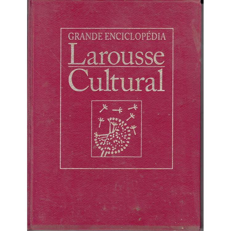 016 Livro Grande Enciclopedia Larousse Cultural Vol 16
