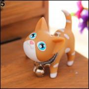 053 Chaveiro Cães Gatos Coelhos Preto