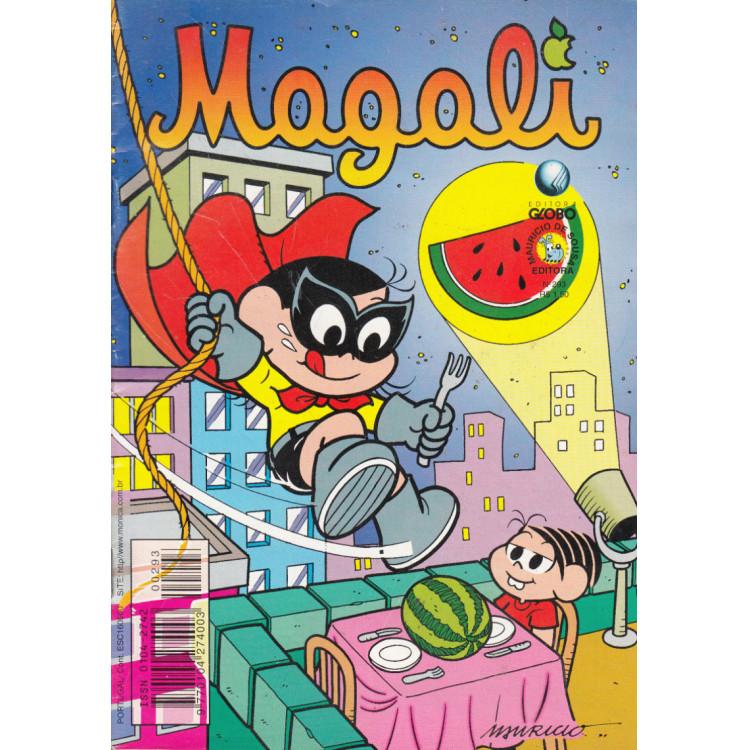 Gibi da Magali N* 293 Editora Globo
