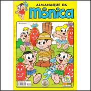 Almanaque Monica N* 025 Editora Panini Comics