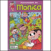 Almanaque Monica N* 026 Editora Panini Comics