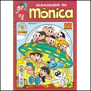 Almanaque Monica N* 029 Editora Panini Comics