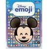 Figurinhas do Album Disney Emoji 2017 Abril