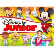 Figurinhas do Álbum Disney Junior 2016 Abril