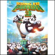 Figurinhas do Álbum Kung Fu Panda 3 2016 Abril
