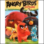 Figurinhas do Álbum Angry Birds O Filme 2016 Abril