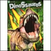 Figurinhas do Álbum Dinossauros 2016 Abril