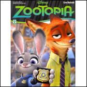 Figurinhas do Álbum Zootopia 2016 Abril