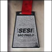 010 Medalha Sesi São Paulo Torneio Sesi-SP Interclasses 2010