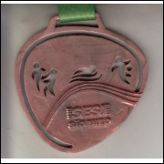 012 Medalha Sesi São Paulo Ouro