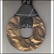 021 Medalha Sesi São Paulo Jogos do Sesi Fase Estadual Bronze