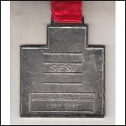 023 Medalha 55* Jogos Industriarios do Sesi Jois 2002