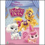 Figurinhas do Álbum Palace Pets 2015 Abril
