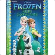 Figurinhas do Álbum Frozen Febre Congelante 2015 Abril