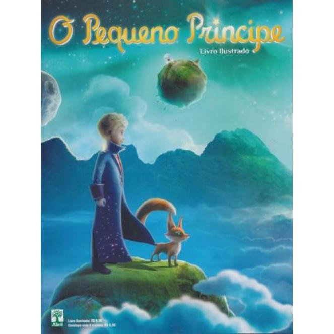 Figurinhas do Álbum O Pequeno Principe 2014 Abril