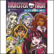Figurinhas do Album Monster High Fearbook 2014 Abril