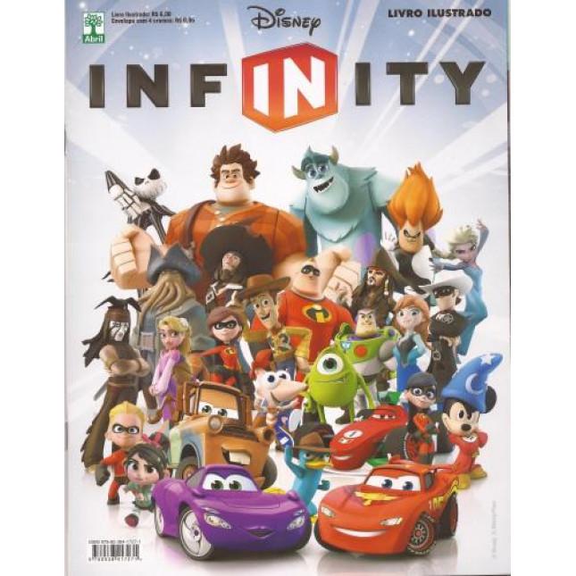 Figurinhas do Album Infinity 2014 Abril