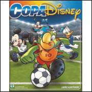 Figurinhas do Album Copa Disney 2014 Abril