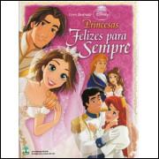 Figurinhas do Album Princesas Felizes Para Sempre 2014 Abril