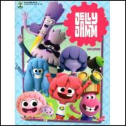 Figurinhas do Album Jelly Jamm 2014 Abril