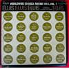 002 LP Elvis Presley Worldwide 50 Gold Award  4 LPs Volumes