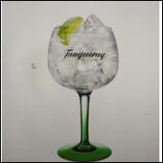 001 Taça de Gin Tanqueray