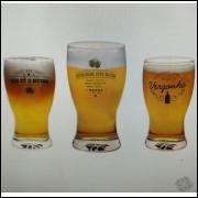 006 Conjunto 3 Copos de Cerveja Kathavento 220 ml
