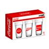 003 Jogo De Copos Americano Coca Cola 450 ml