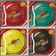 001 Coleção Completa Mini CD Vibe Sound 4 Mini Cds