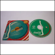 003 Mini CD Vibe Sound Pop Nacional