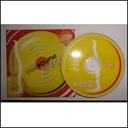 004 Mini CD Vibe Sound Pop Rock Nacional