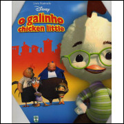 Figurinhas do Álbum O Galinho Chicken Little 2006 Abril