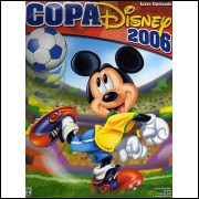 Figurinhas do Álbum Copa Disney 2006 Abril