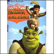 Figurinhas do Album Shrek Terceiro 2007 Abril