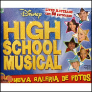 Figurinhas do Álbum High School Musical Fotocards 2007 Abril