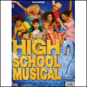 Figurinhas do Álbum High School Musical 2 2007 Abril