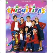 Figurinhas do Album Chiquititas 2007 Abril