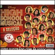 Figurinhas do Álbum High School Musical A Seleção 2008 Abril