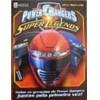 Figurinhas do Album Power Rangers Super Legends 2009 Abril