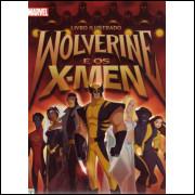 Figurinhas do Album Wolverine e os X Men 2009 Abril