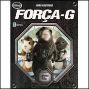 Figurinhas do Álbum Força G 2009 Abril