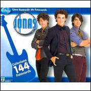 Figurinhas do Álbum Jonas Fotocards 2009 Abril