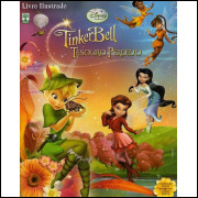 Figurinhas do Album TinkerBell e o Tesouro Perdido 2009 Abril
