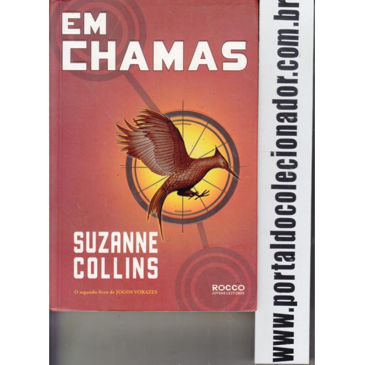170 Livro Em Chamas Suzanne Collins