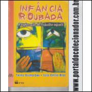 236 Livro Infância Roubada Telma Guimarães