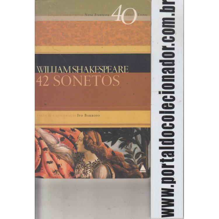 238 Livro 42 Sonetos William Shakespeare